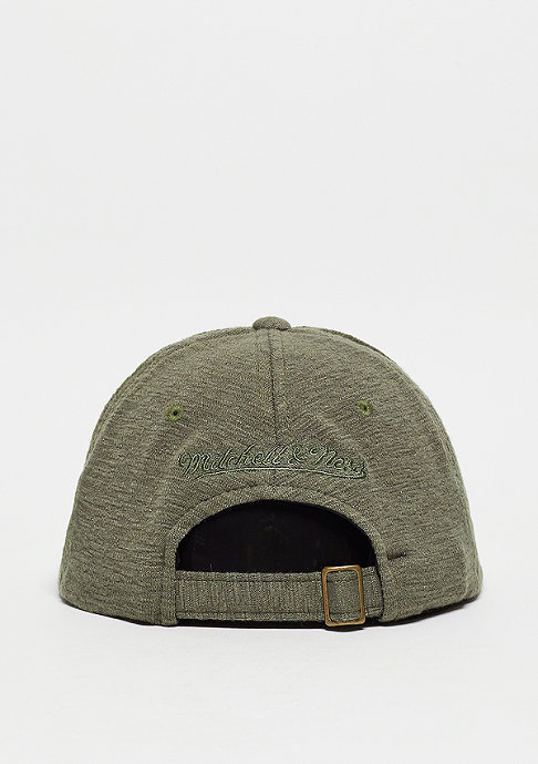 Mitchell & Ness Baseball-Cap Court Stretch olive