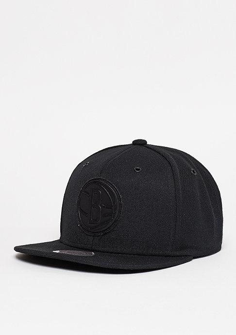Mitchell & Ness Snapback-Cap Filter NBA Brooklyn Nets black