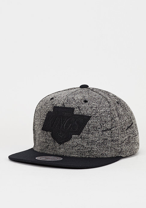 Mitchell & Ness Snapback-Cap Grounded NHL Los Angeles Kings white