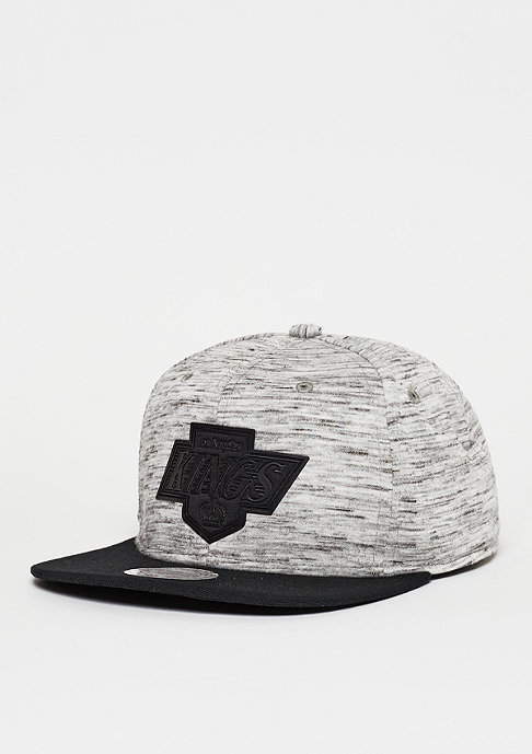 Mitchell & Ness Snapback-Cap Hydropren NHL Los Angeles Kings grey/black