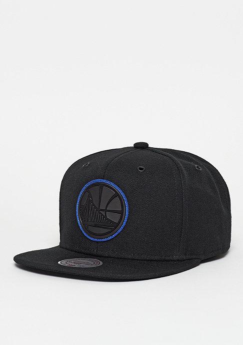 Mitchell & Ness Snapback-Cap Filter NBA Golden State Warriors black