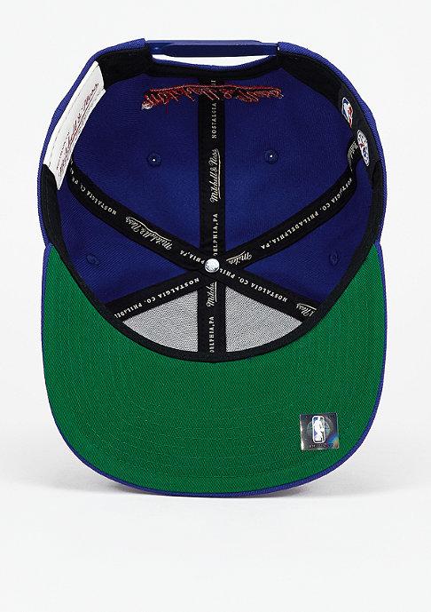 Mitchell & Ness Snapback-Cap Wool Solid NBA Philadelphia 76ers royal