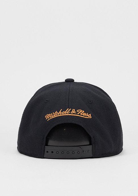 Mitchell & Ness Snapback-Cap Wool Solid NBA Phoenix Suns black