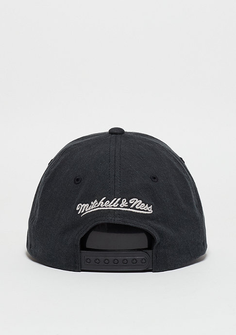 Mitchell & Ness Snapback-Cap Washed Cotton 110 NHL Los Angeles Kings black