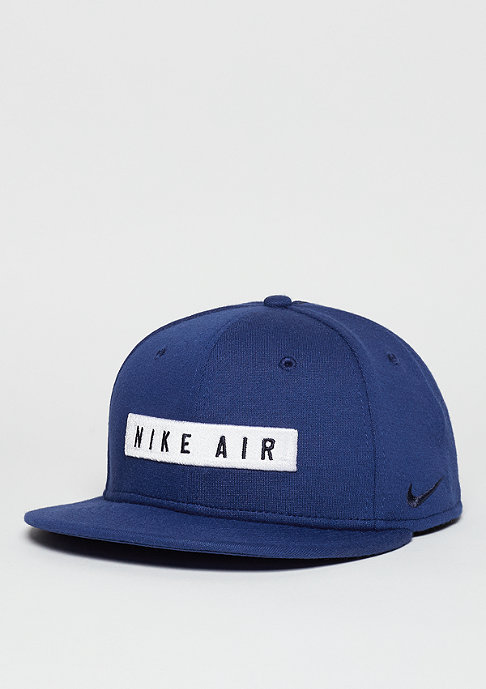 NIKE Snapback-Cap Air 92 True coastal blue/white