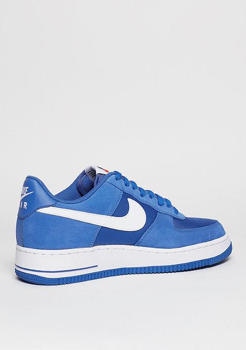 NIKE Basketballschuh Air Force 1 star blue/white