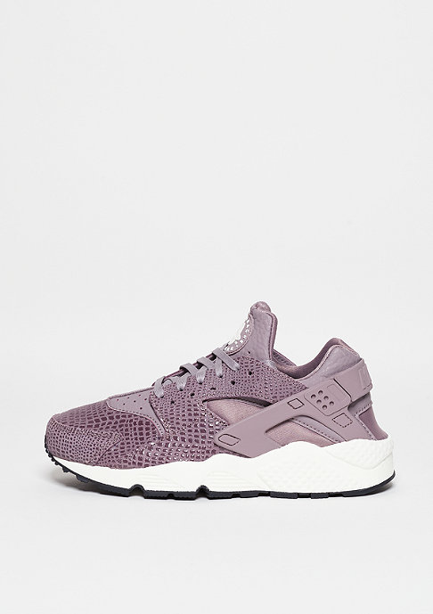 NIKE Laufschuh Air Huarache Run Printed purple smoke/purple smoke/sail