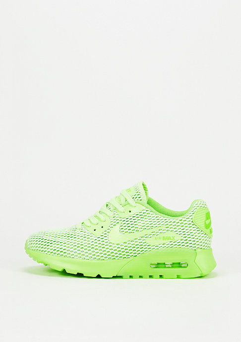 NIKE Schuh Wmns Air Max 90 Ultra BR ghost green/electric green