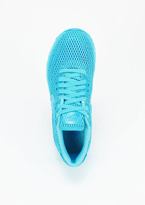 NIKE Schuh Wmns Air Max 90 Ultra BR gamma blue/blue lagoon