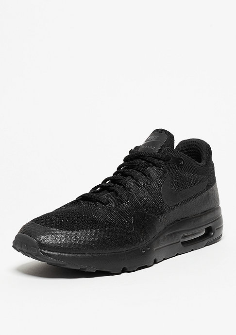NIKE Schuh Air Max 1 Ultra Flyknit black/black/anthracite