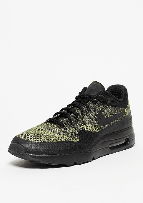 NIKE Schuh Air Max 1 Ultra Flyknit neutral olive/black/sequoia