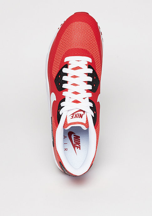 NIKE Schuh Air Max 90 Ultra Essential action red/pure platinum/gym red