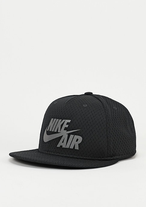 NIKE Snapback-Cap Air Pivot True black/black/black