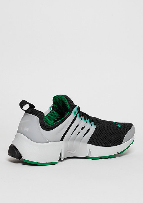 NIKE Laufschuh Air Presto Essential black/pine green/neutral grey