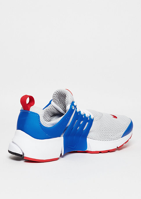 NIKE Air Presto Essential dusty gry/university red/hyper cobalt
