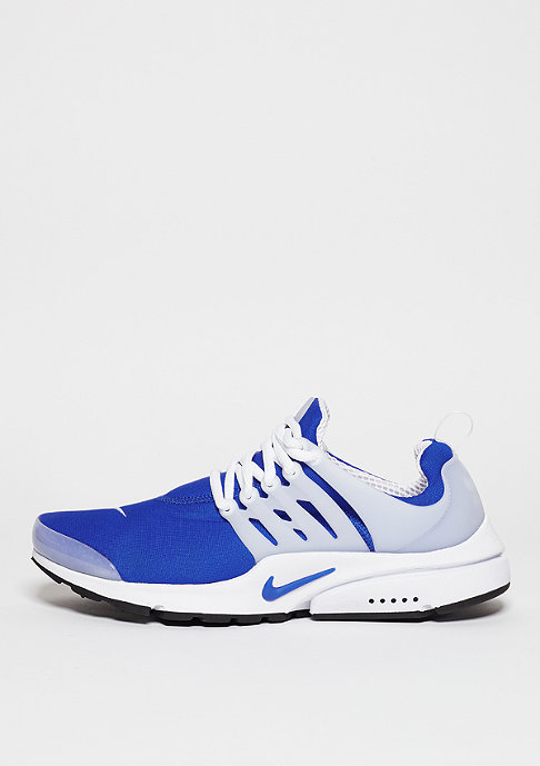 NIKE Laufschuh Air Presto racer blue/white/black