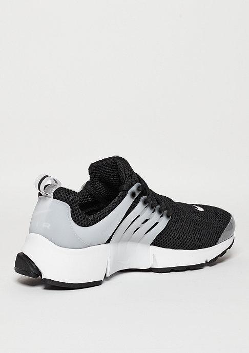 NIKE Laufschuh Air Presto black/black/white/neutral grey