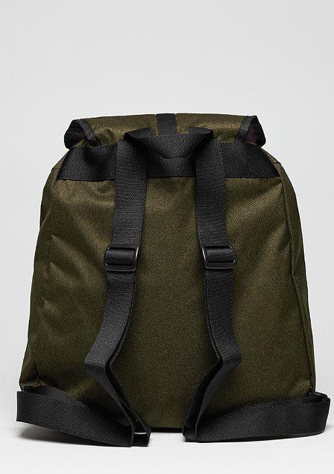 NIKE Rucksack Azeda Premium dark loden/dark loden/black