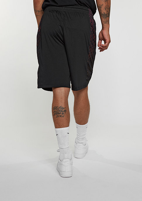 NIKE Sport-Short Elite Basketball black/black/volt