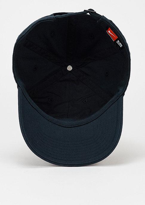 NIKE Baseball-Cap Heritage 86 Futura black/black/white