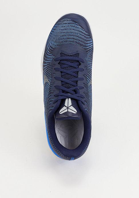 NIKE Basketballschuh KB Mentality II midnight navy/pure platinum/photo blue