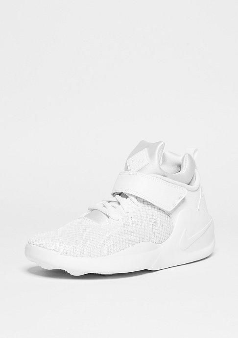NIKE Basketballschuh Kwazi (GS) white/white/pure platinum