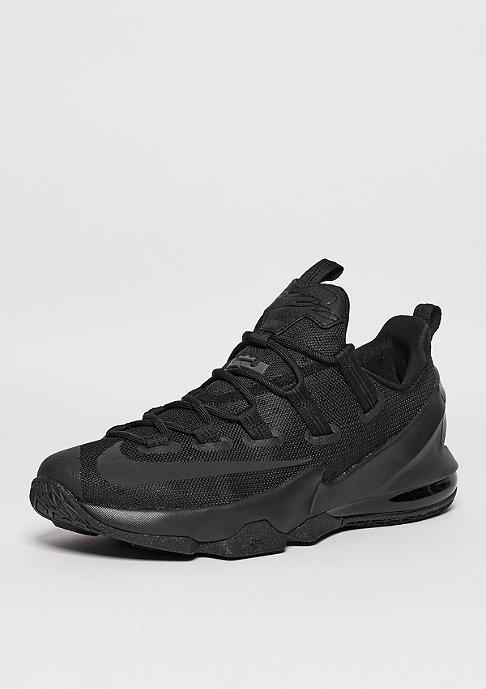 NIKE Basketballschuh LeBron XIII Low black/reflective silver/black