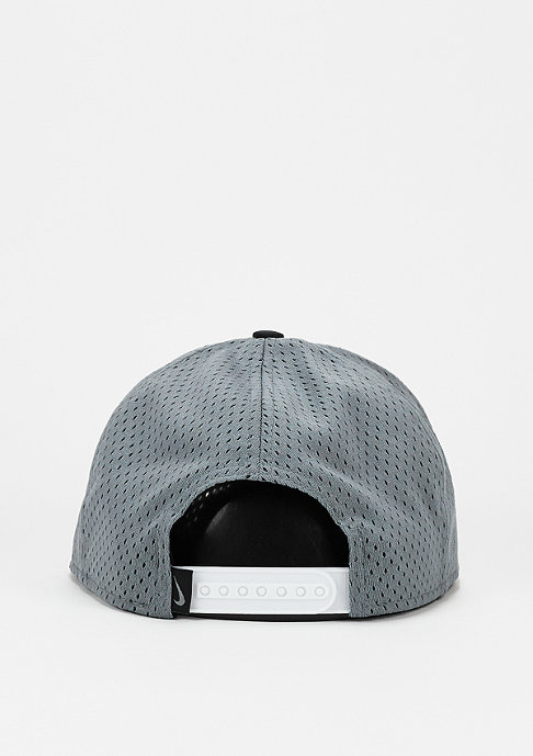 NIKE Snapback-Cap Lebron Perfomance True cool grey/black/cool grey