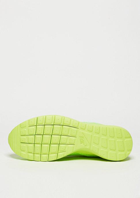 NIKE Laufschuh Roshe Flyknit volt/white/electric green