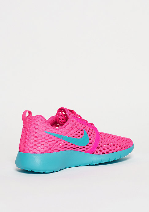 NIKE Laufschuh Roshe One Flight Weight (GS) pink blast/gamma blue