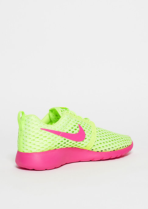 NIKE Laufschuh Roshe One Flight Weight (GS) ghost green/pink blast