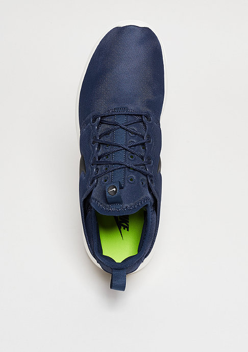 NIKE Laufschuh Roshe Two midnight navy/black/sail