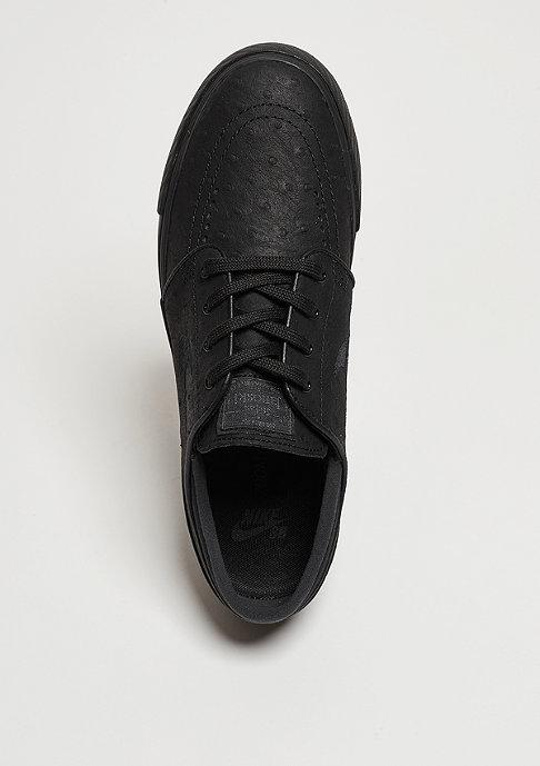 NIKE SB Skateschuh Air Zoom Stefan Janoski Leather black/black/anthracite