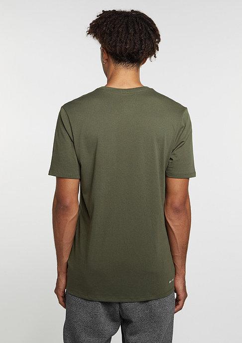 NIKE SB T-Shirt Logo cargo khaki/cargo khaki/cargo khaki