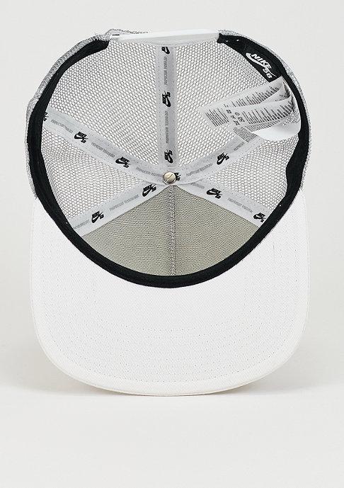 NIKE SB Trucker-Cap Reflect white/wolf grey/wolf grey