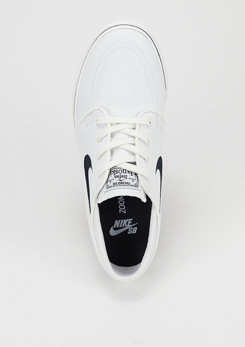 NIKE SB Skateschuh Zoom Stefan Janoski Canvas summit white/black