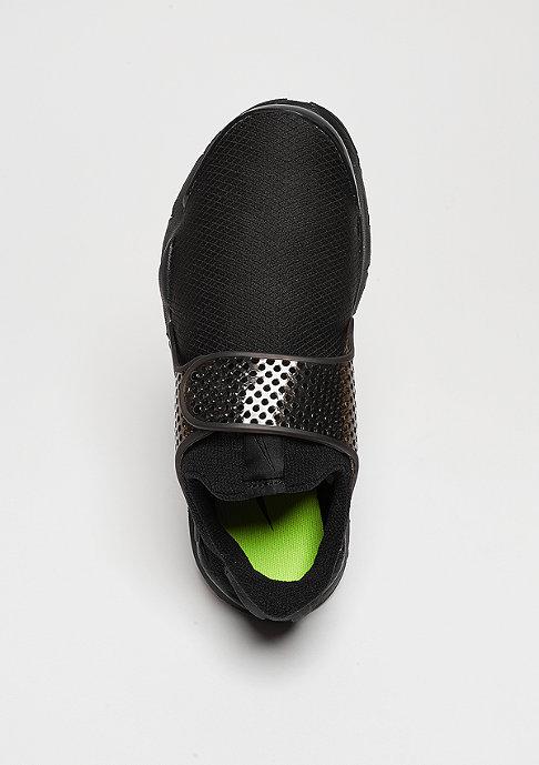NIKE Laufschuh Wmns Sock Dart black/black/volt
