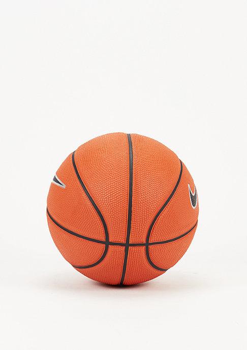 NIKE Basketball Swoosh amber/platinum/black