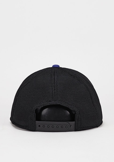 NIKE Snapback-Cap Tech Pack True deep royal blue/black/black