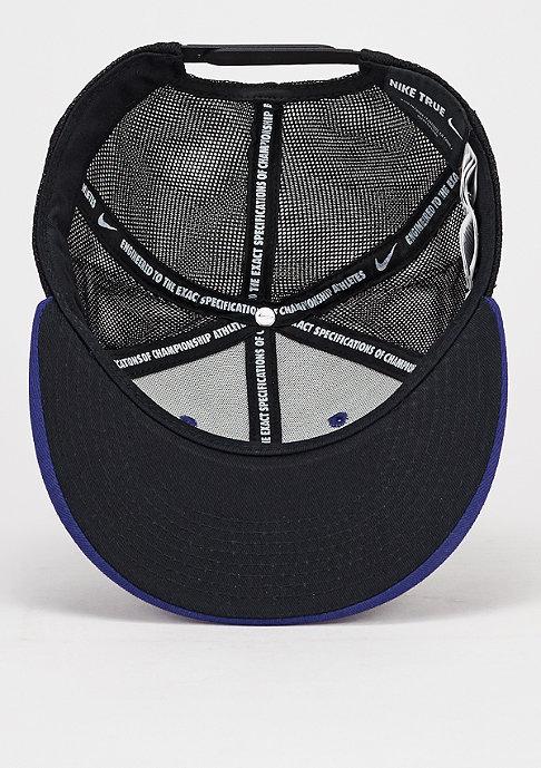 NIKE Snapback-Cap Tech Pack True deep royal blue/black/black