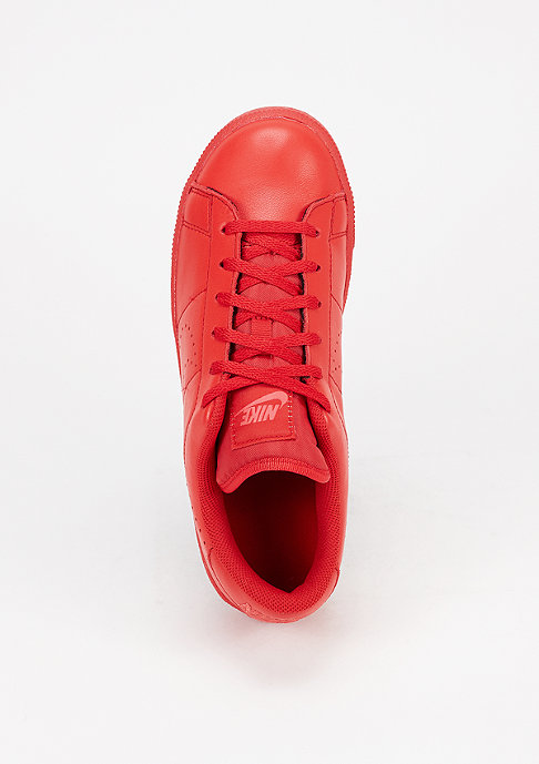 NIKE Schuh Tennis Classic PRM (GS) university red/ember glow/white