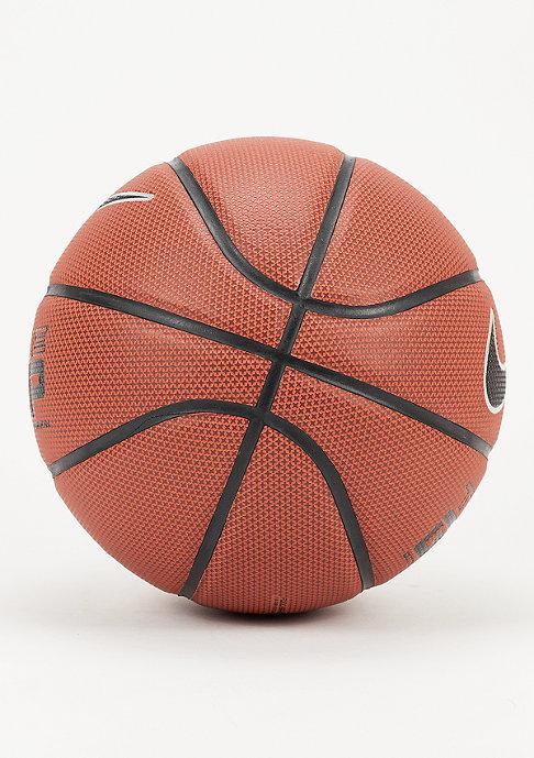NIKE Basketball True Grip Outdoor amber/black/platinum