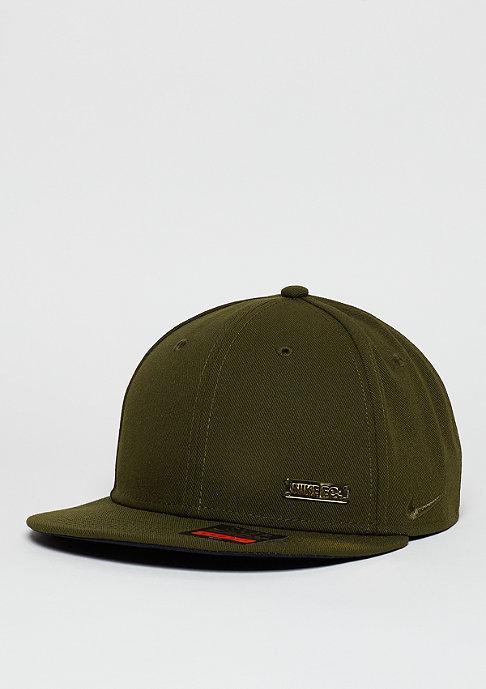 NIKE Snapback-Cap True dark loden