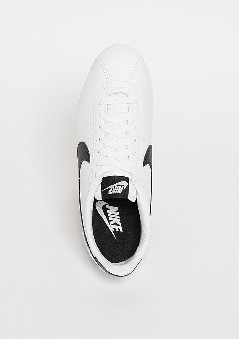 NIKE Laufschuh Wmns Classic Cortez Leather white/black/black