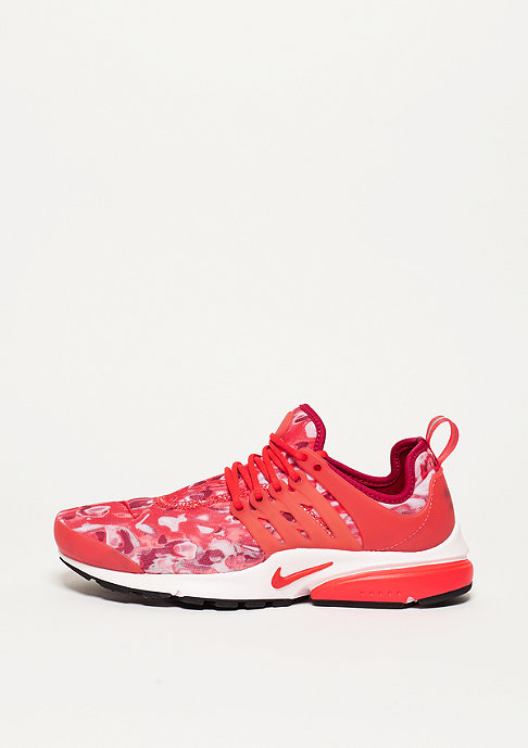 NIKE Schuh Wmns Air Presto Print light crimson/noble red/pink