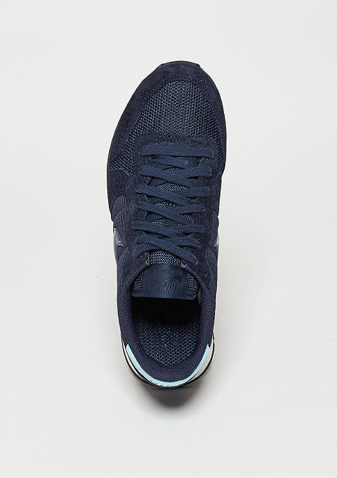 NIKE Laufschuh Wmns Internationalist obsidian/coastal blue/copa