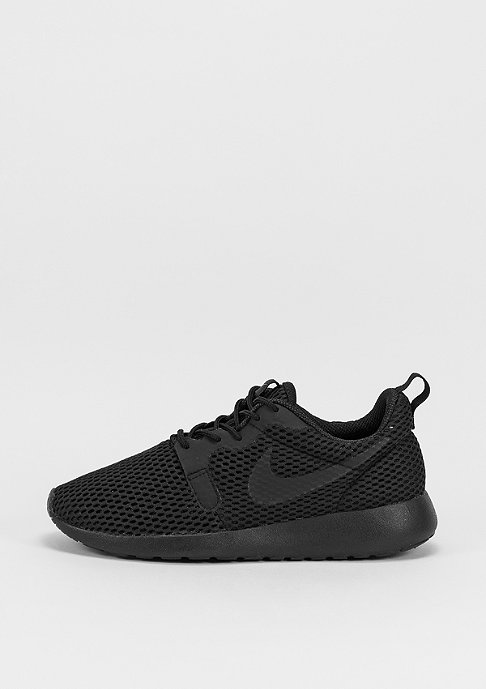 NIKE Laufschuh Wmns Roshe One Hyperfuse BR black/black/cool grey