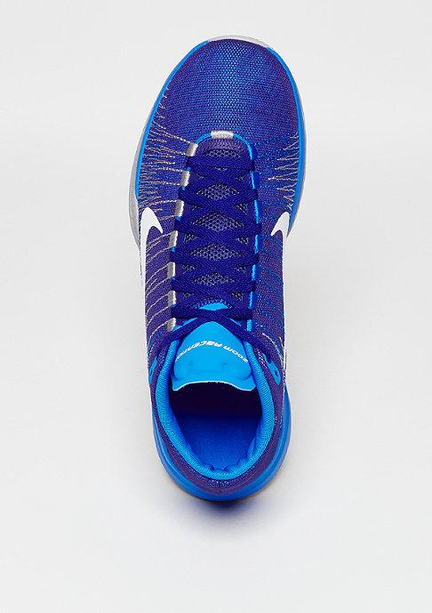 NIKE Basketballschuh Zoom Ascention deep royal/white/photon blue