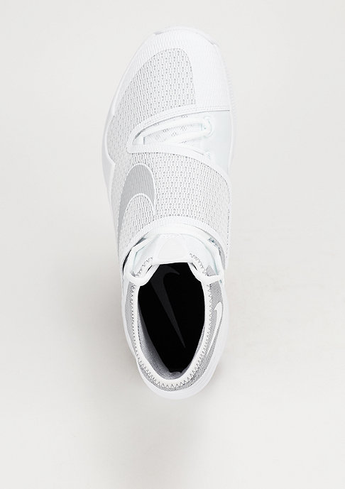 NIKE Basketballschuh Zoom Hyperrev 2016 white/wolf grey/black