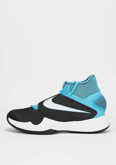 NIKE Basketballschuh Zoom Hyperrev 2016 omega blue/white/black